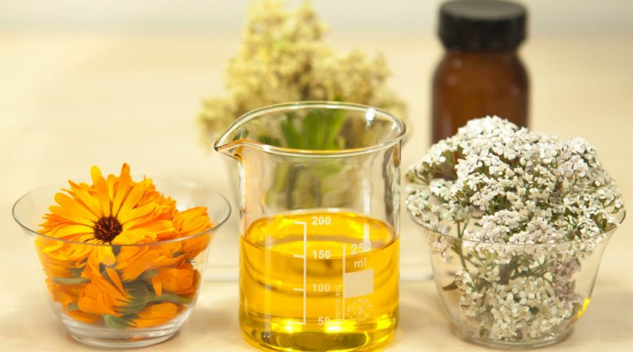 Vitalizing Oil for the skin