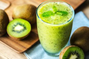 Smoothies – tasty, healthy and quickly prepared