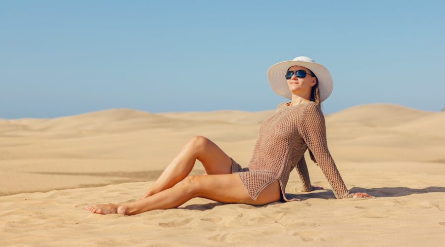 The right sun protection for our skin