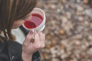 Tea and cosmetics – These types of tea support your beauty